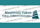 Vidraçaria Mantovani Vidros - logo